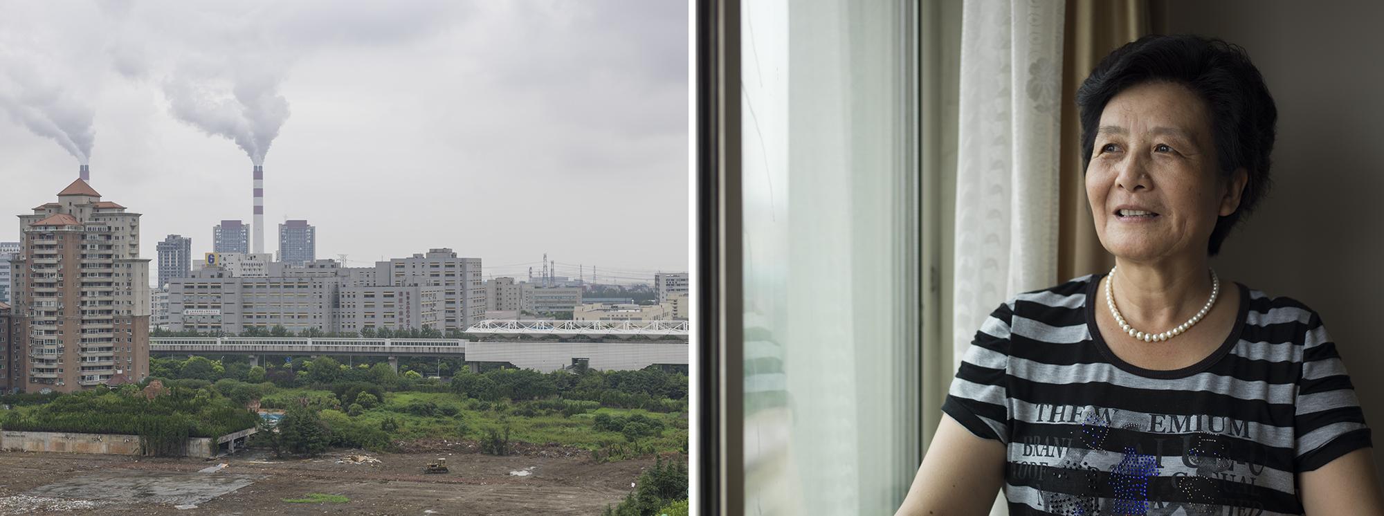 Neighbors project SHANGHAI - CHINE
