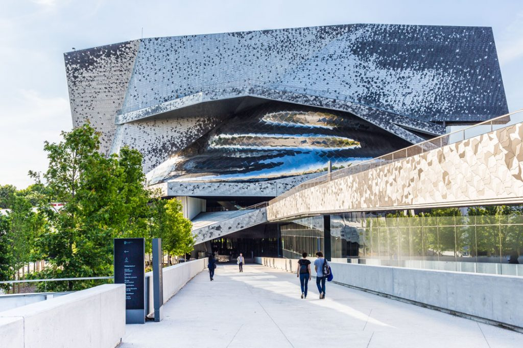 philharmonie de paris_photo Yannick RIBEAUT