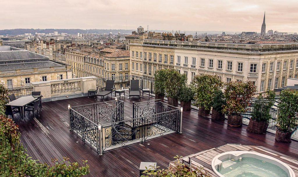 Grand Hôtel de Bordeaux photo Yannick Ribeaut