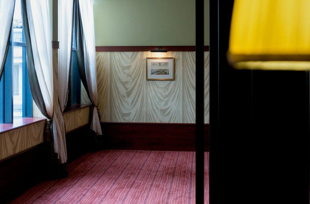 intérieur Grand Hôtel de Bordeaux photo Yannick Ribeaut