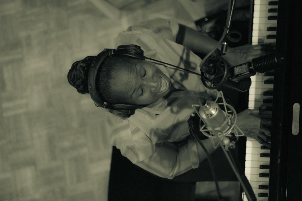 Liz McComb - Studio Davout