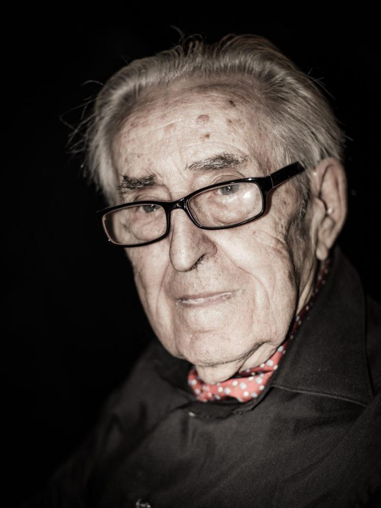 Raymond Cauchetier photo © Yannick RIBEAUT