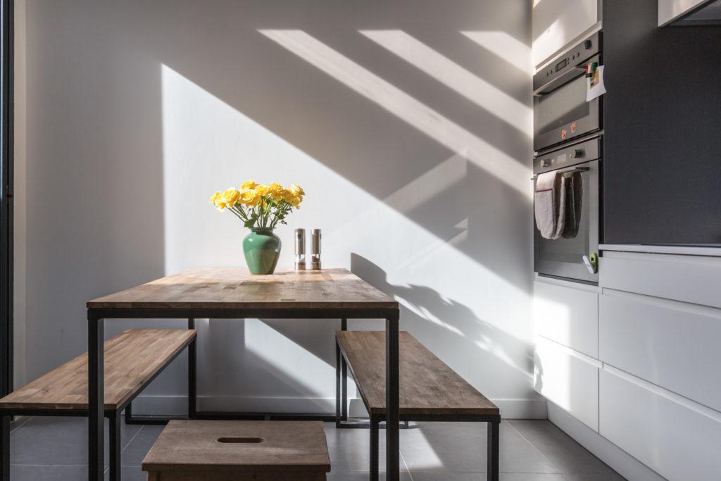 Cuisine photographies d'architecture d'intérieur