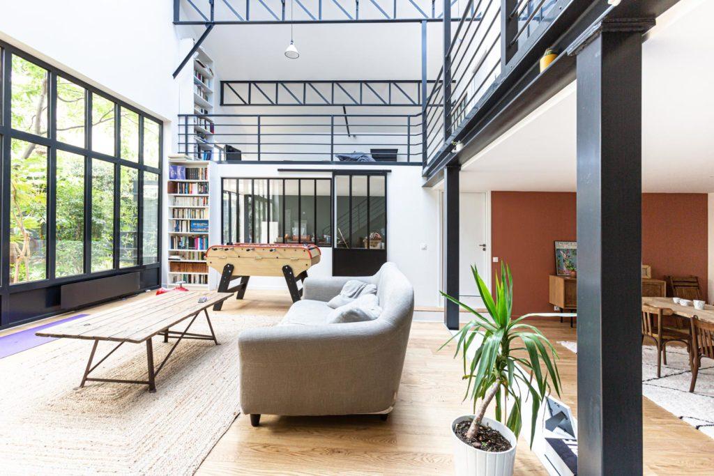 Photo maison intérieur